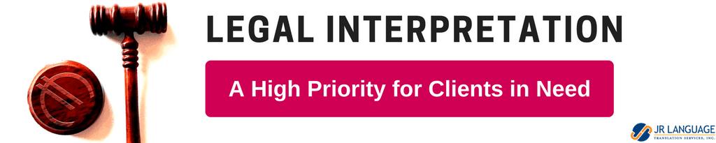 legal interpretation services for clients