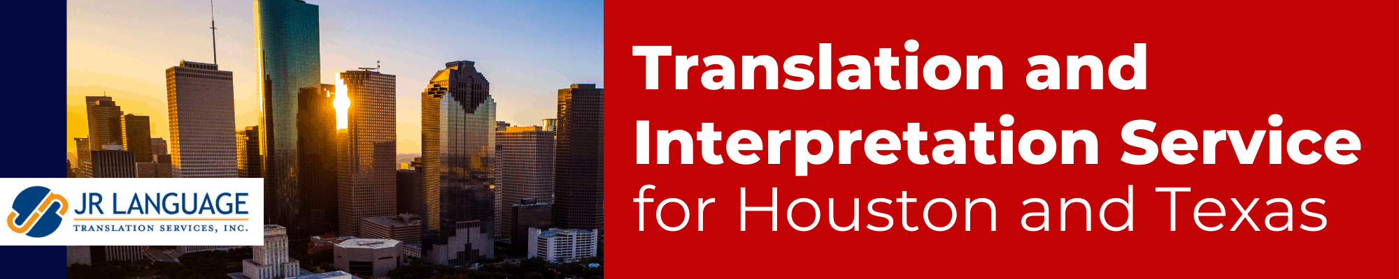 translation and interpretation services for Houston