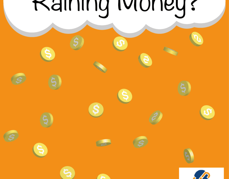 global market growth raining money
