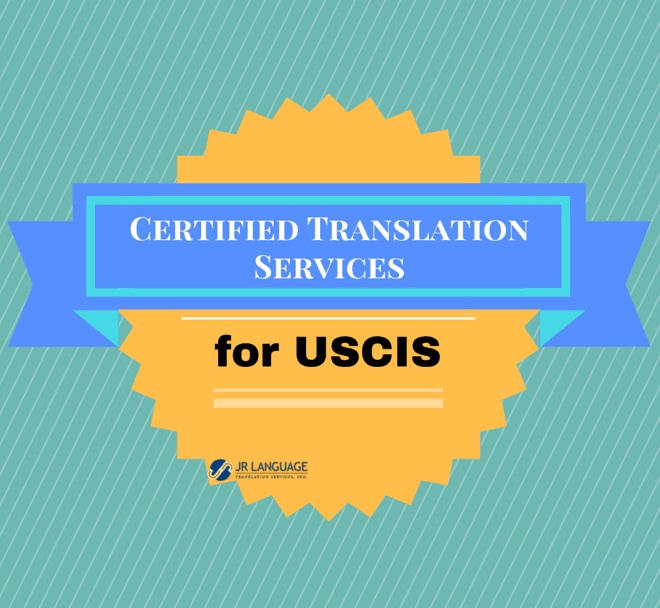 certified translation services for uscis