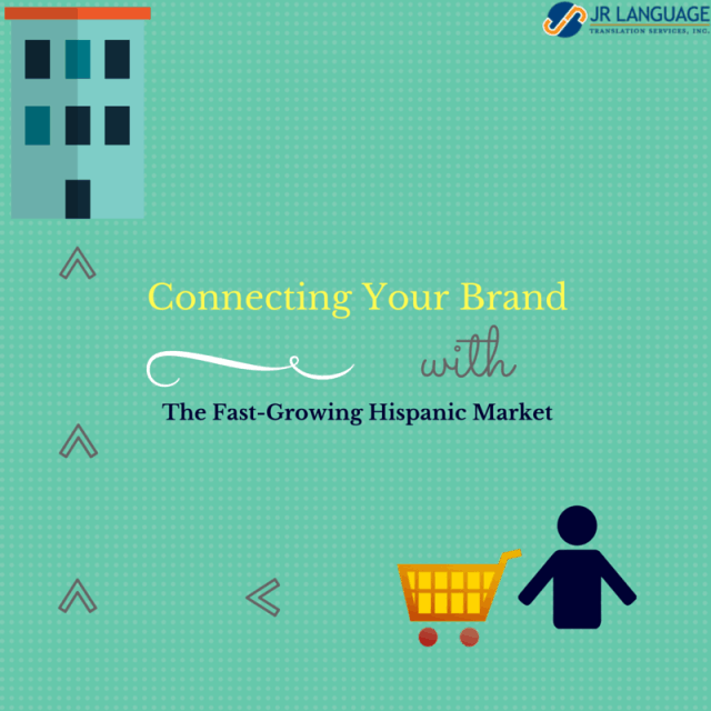 connect brand with hispanic market