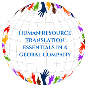 human resources translation services