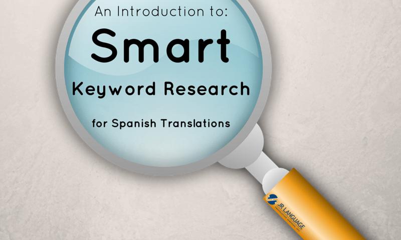 keyword research spanish translation