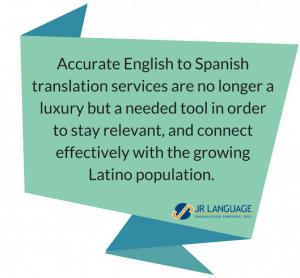 english to spanish translations latino population
