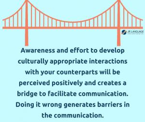 cultural awareness bridge to communication