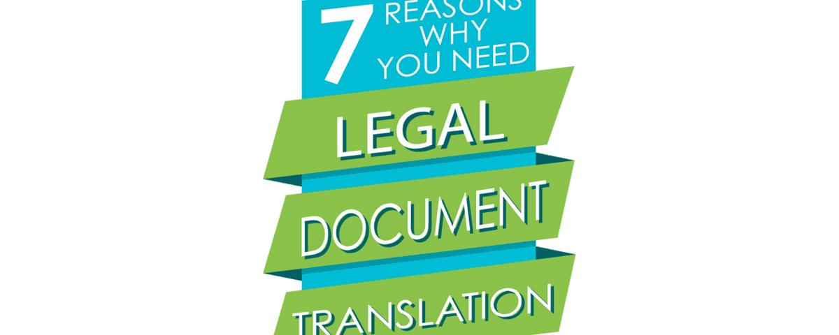 reasons you need legal translation