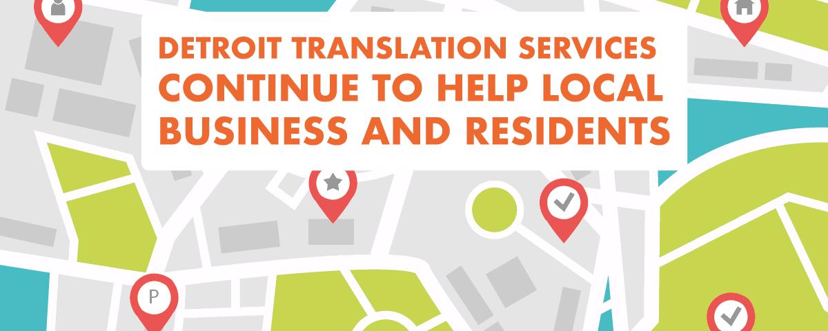 detroit translation services help business residents
