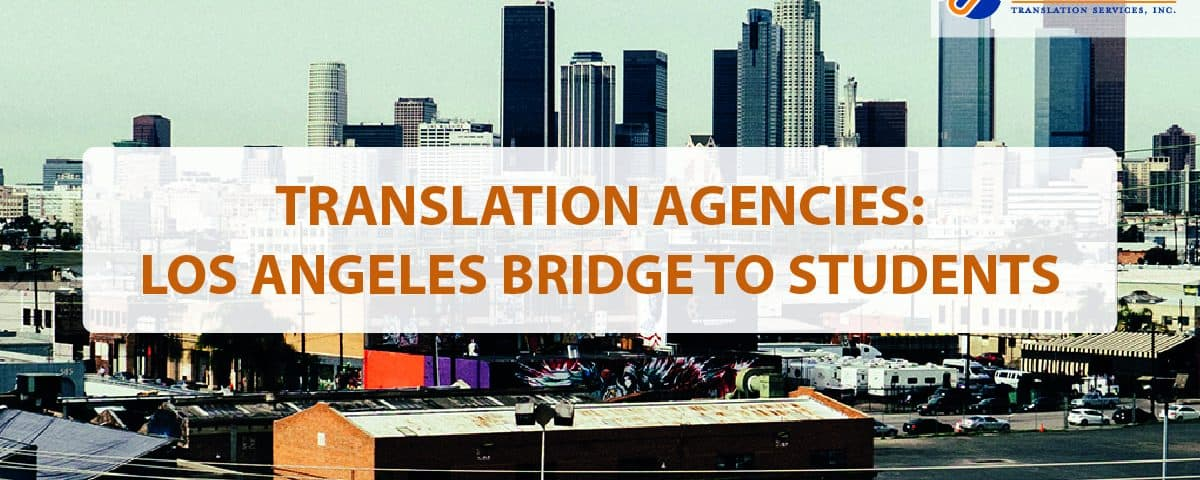 los angeles translation company students