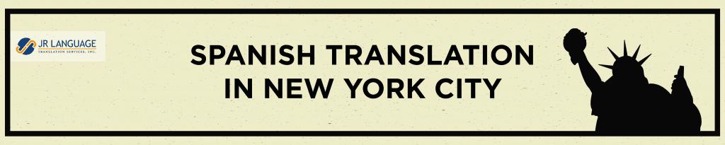 spanish translation in new york city