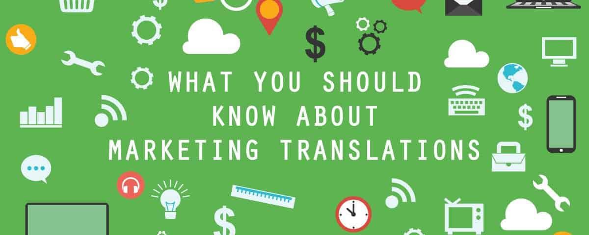 marketing translation know importance