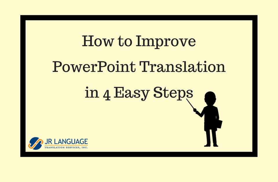 powerpoint translation steps