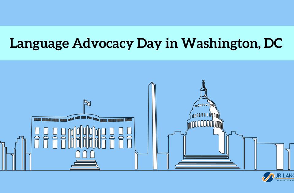 washington dc language advocacy