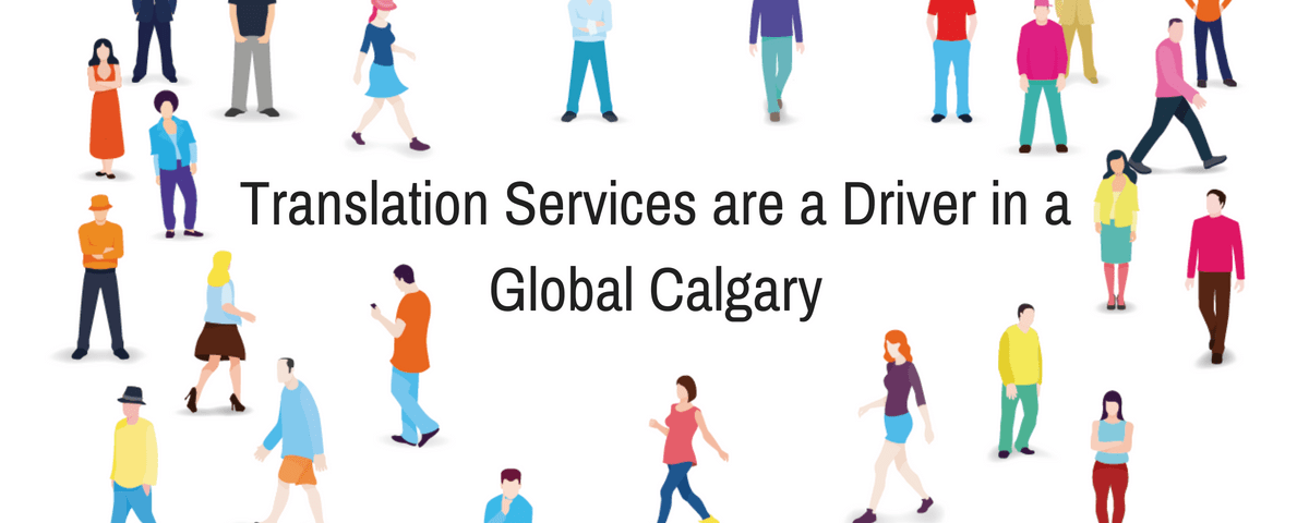 translation services company in Calgary