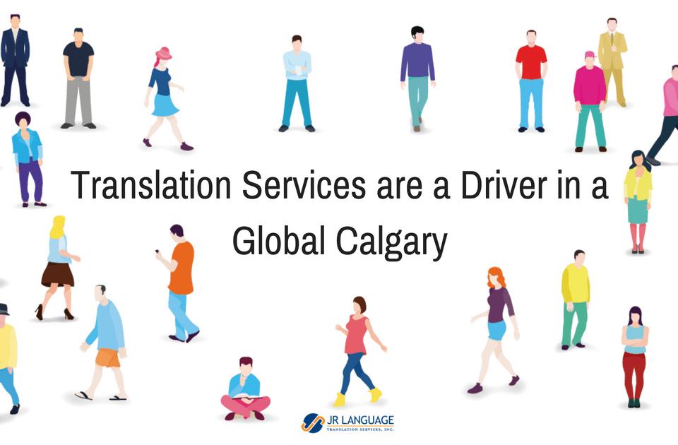 translation services company in Calgary