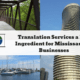 mississauga's translation services key for business