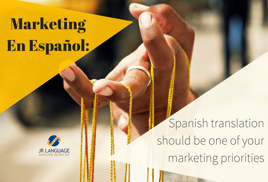 Marketing in Spanish to hispanics