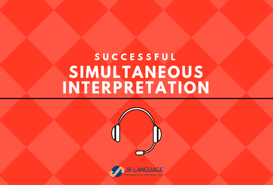 Successful Simultaneous Interpretation Tips