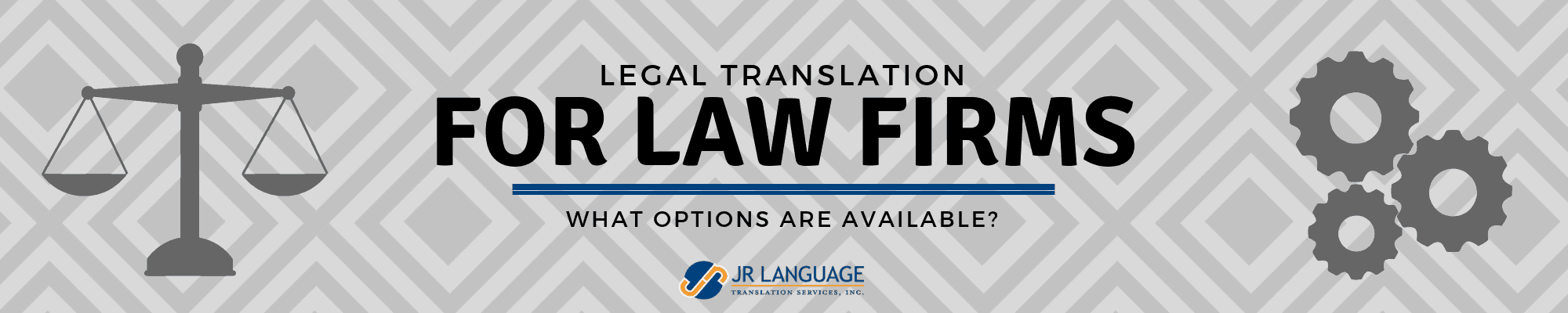 Legal Translation for Law firms