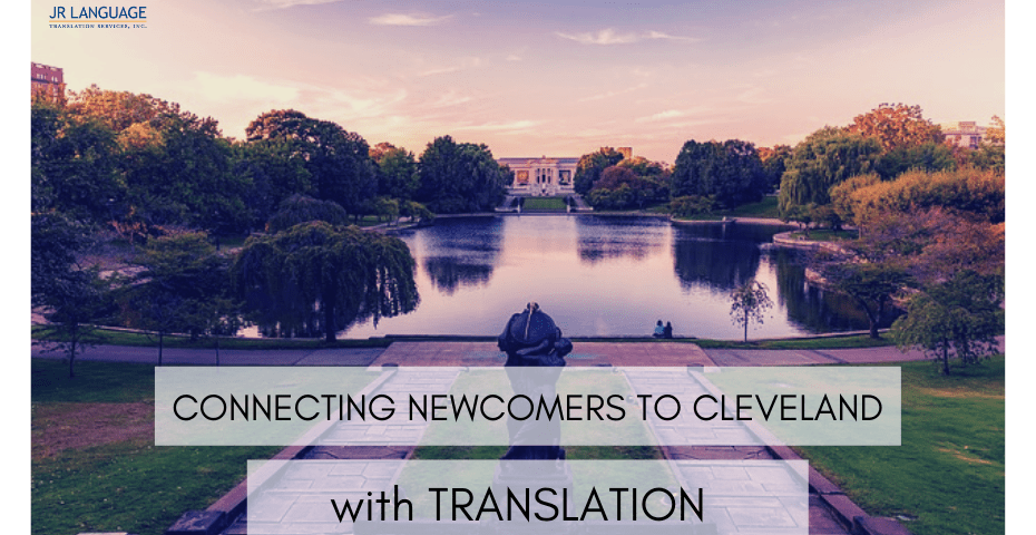 translation in cleveland connects