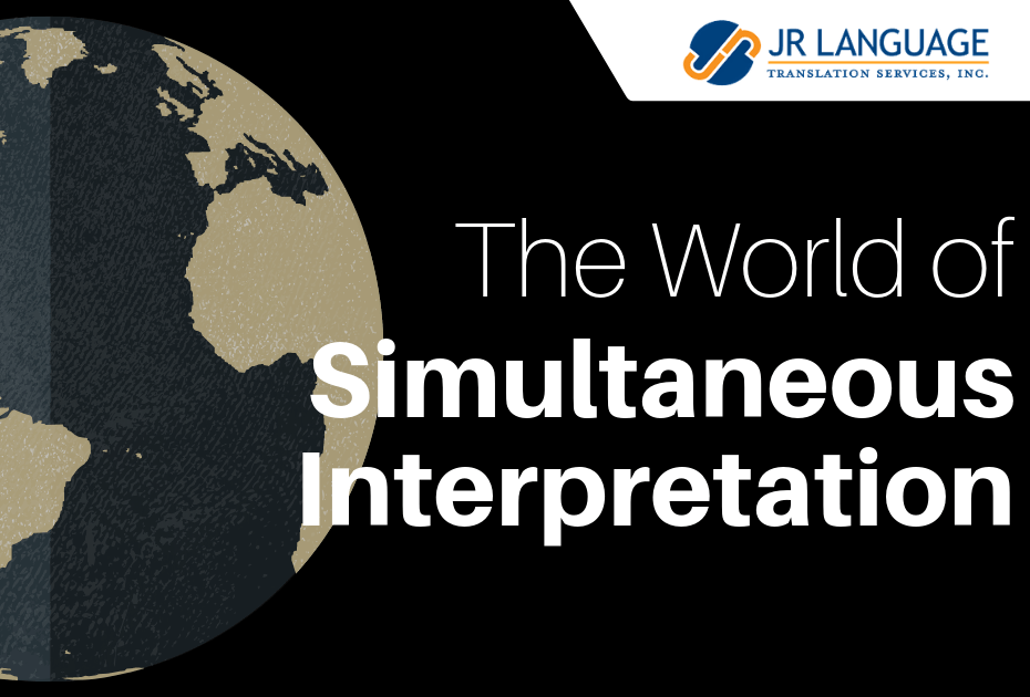 simultaneous interpretation