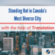 translation services toronto standing out