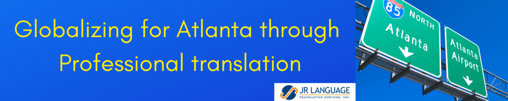 globalize translation services atlanta