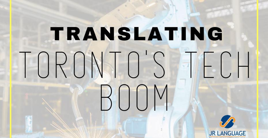 technical translation for toronto
