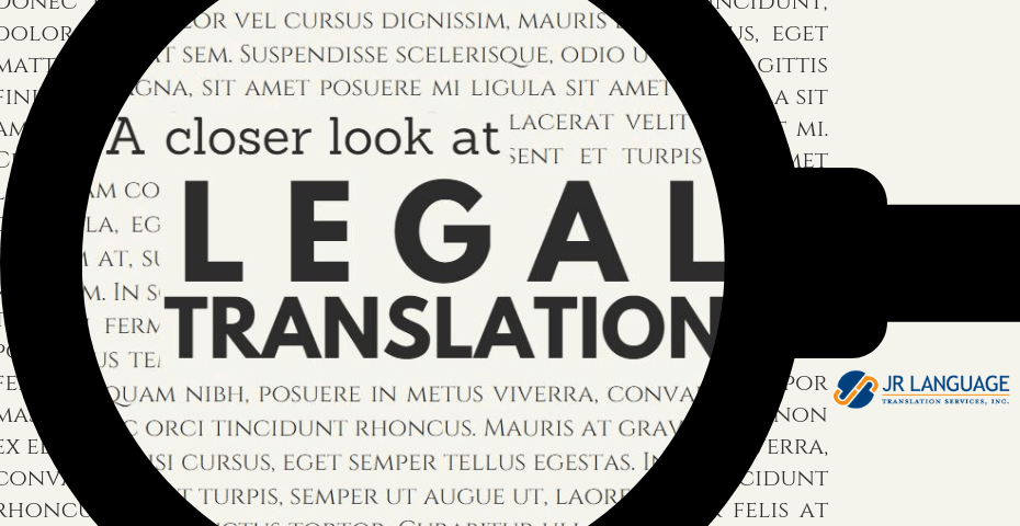closer look legal translation