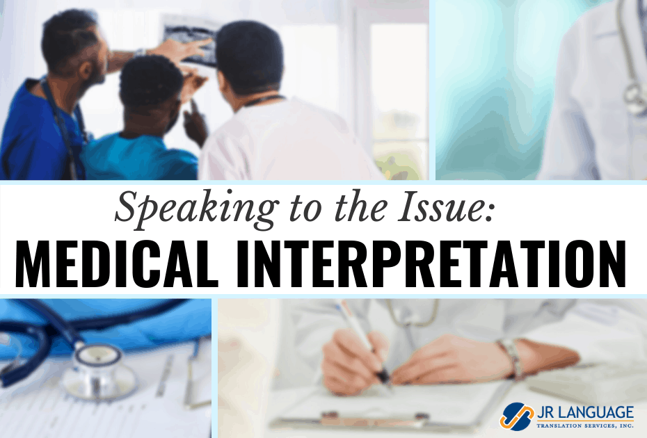Interpretation Services in medical settings