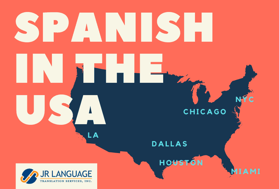 Spanish Translation Services in USA