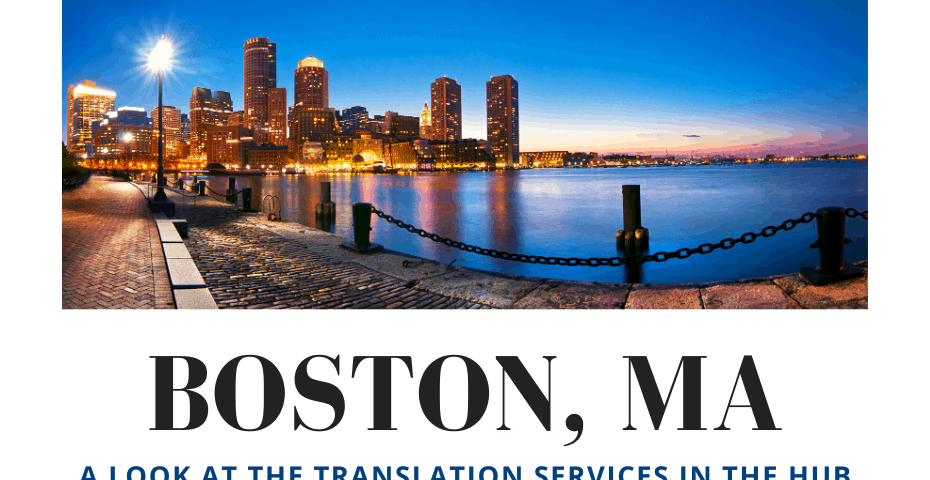 Boston Translation Company