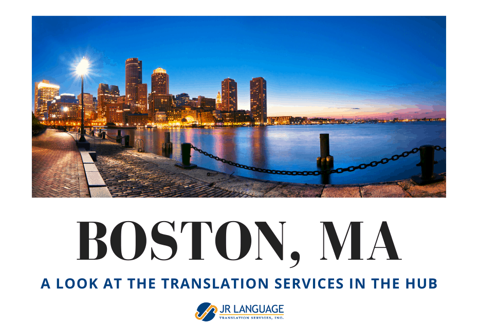 Boston Translation Company