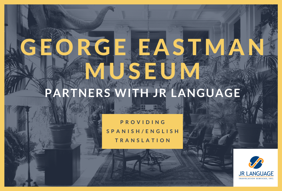 spanish-english translation eastman museum