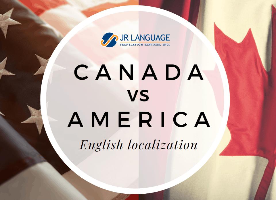 English translation for Canada