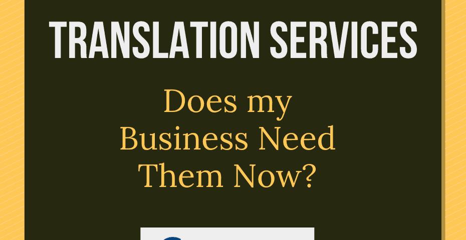 translation services needs