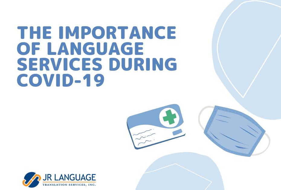 Language Translation Services Covid-19