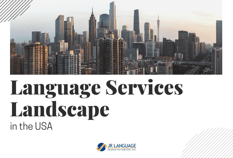 Language Translation Services USA