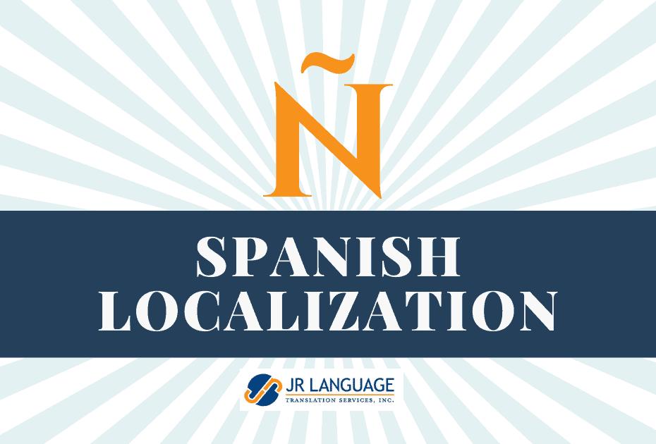 spanish translation localization services