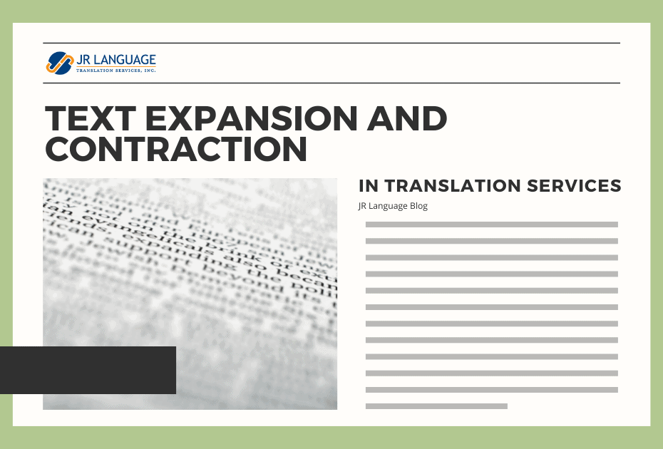 translation services text expansion