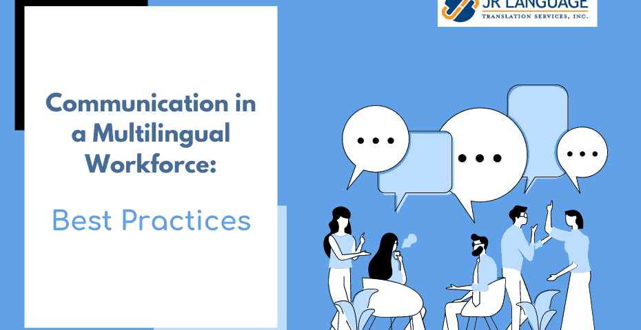 best practices for multilingual communication with employees